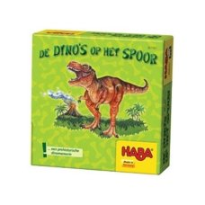Haba-spil The Dino's on the Track