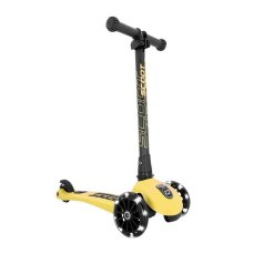 Scoot and Ride Highway Kick 3-trins citron