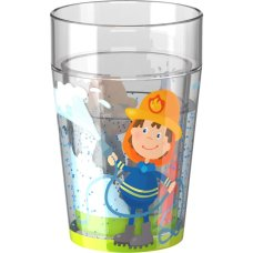 Haba Glitter Cup Fire Department